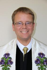 Pastor John Snyder
